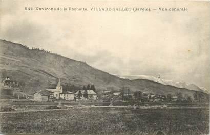 """CPA FRANCE 73 """"Villard Sallet"""""""