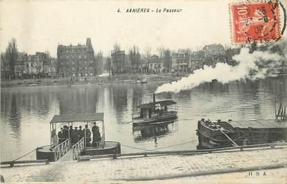"""CPA FRANCE 92 """"Asnières"""""""
