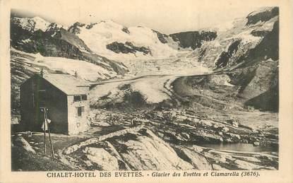 "CPA FRANCE 73 ""Chalet Hotel des Evettes"""