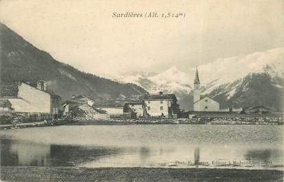 "CPA FRANCE 73 ""Sardières"""