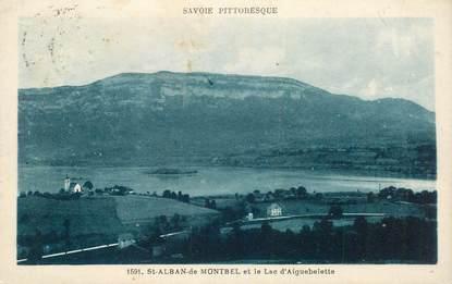 """CPA FRANCE 73 """"Saint Alban de Montbel"""""""