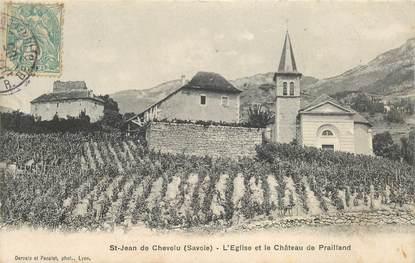 "CPA FRANCE 73 ""Saint Jean de Chevelu"""