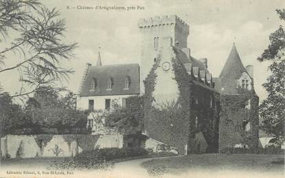 "CPA FRANCE 64 ""Chateau d'Artiguelouve"""