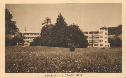 "CPA FRANCE 64 ""Cambo les Bains"""