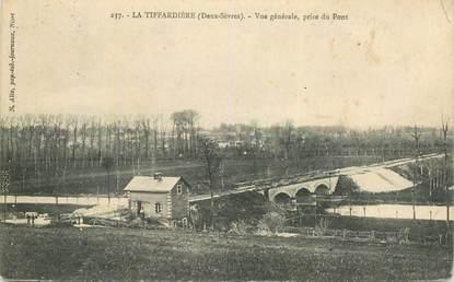 """CPA FRANCE 79 """"La Tiffardière"""""""