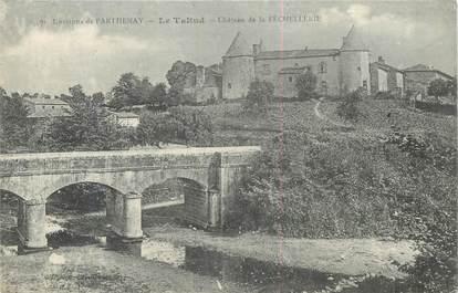 """CPA FRANCE 79 """"Le Tallud, Chateau de la Fechellerie"""""""