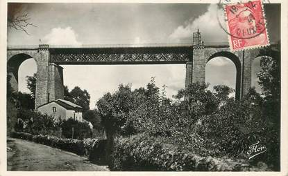 "CPSM FRANCE 79 ""Parthenay, le viaduc"""