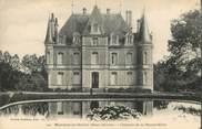 """79 Deux SÈvre CPA FRANCE 79 """"Mazières en Gatines, chateau de la Mesnardière"""""""