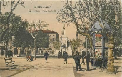 "CPA FRANCE 06 ""Nice, la Place Garibaldi"""