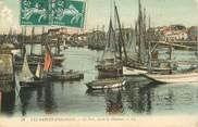 "85 Vendee CPA FRANCE 85 ""Sables d'Olonne, le port"""