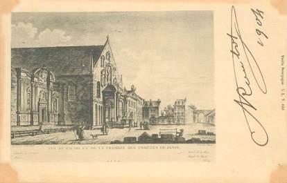 """CPA FRANCE 21 """"Dijon, Palais et chambre des Comptes"""""""