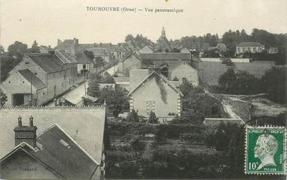 """CPA FRANCE 61 """"Tourouvre"""""""