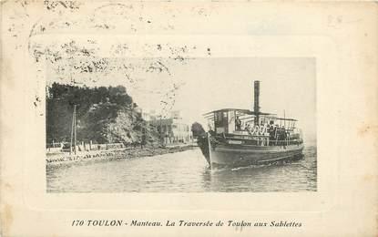 """CPA FRANCE 83 """"Toulon"""""""