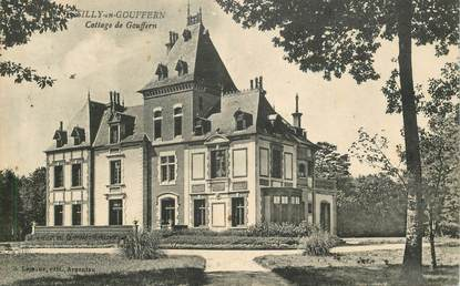 "CPA FRANCE 61 ""Silly en Gouffern, cottage de Gouffern"""