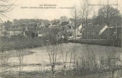 """CPA FRANCE 61 """"Saint Denis sur Sarthon"""""""