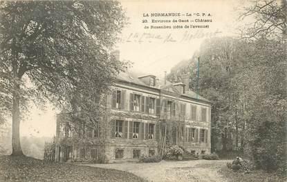 """CPA FRANCE 61 """"Env. de Gacé, chateau de Rosenlieu"""""""