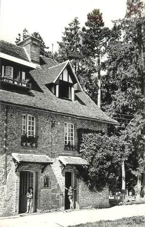 """CPSM FRANCE 61 """"Saint Martin d'Ecublei, colonie de vacances de Pantin"""""""