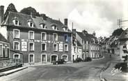 """61 Orne CPSM FRANCE 61 """"Rémalard, Hotel de la Poste"""""""