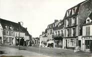 """61 Orne CPSM FRANCE 61 """"Rémalard, place du Gal de Gaulle"""""""