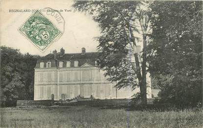 """CPA FRANCE 61 """"Rémalard, Chateau de Voré"""""""