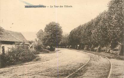 "CPA FRANCE 62 ""Hesdin, la Tour des Tilleuls"""