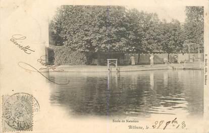 "CPA FRANCE 62 ""Bethune, Ecole de natation"""