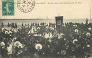 """62 Pa De Calai CPA FRANCE 62 """"Boulogne sur Mer, retour de la Bénédiction de la Mer"""""""
