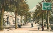 """83 Var CPA FRANCE 83 """"Toulon, Place de la Liberté, allée des Palmiers"""""""