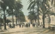 """83 Var CPA FRANCE 83 """"Toulon, Avenue des Palmiers"""""""