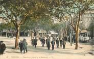 """83 Var CPA FRANCE 83 """"Toulon, Place de la Liberté"""" / TRAMWAY"""