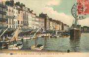 """83 Var CPA FRANCE 83 """"Toulon, le Quai Cronstadt"""""""