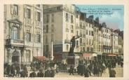 """83 Var CPA FRANCE 83 """"Toulon, le Carré du Port"""""""