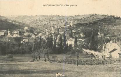 "CPA FRANCE 12 ""Saint Rome de Cernon"""