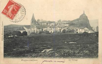 """CPA FRANCE 12 """"Roquecezières"""""""