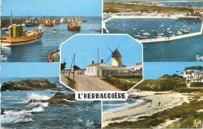 "CPA FRANCE 85 ""L'Herbaudière"""