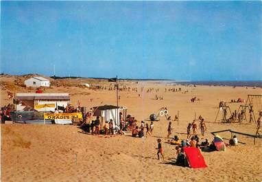 """CPSM FRANCE 85 """"La Faute sur Mer, la plage"""""""