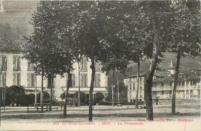 """CPA FRANCE 09 """"Le Saint Gironnais, Seix"""""""