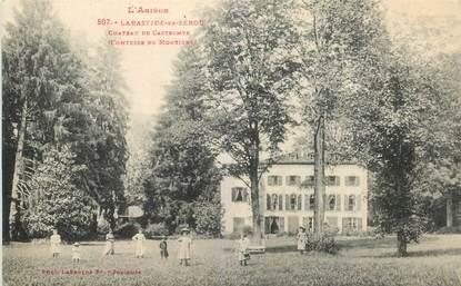 """CPA FRANCE 09 """"Labastide de Sérou, Chateau de Castelmye"""""""