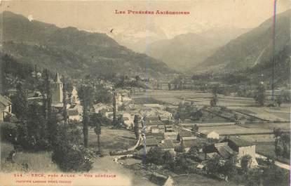 """CPA FRANCE 09 """"Ercé près Aulus"""""""