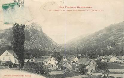 """CPA FRANCE 09 """"Hameau de Lirbat près Massat"""""""