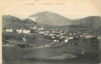 """CPA FRANCE 09 """"Carcanières"""""""