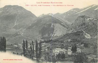 """CPA FRANCE 09 """"Auzat près Vicdessos"""""""