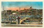 """13 Bouch Du Rhone CPA FRANCE 13 """"Marseille, le Port, La Panne"""""""