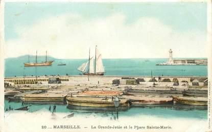 """CPA FRANCE 13 """"Marseille, la Joliette"""""""