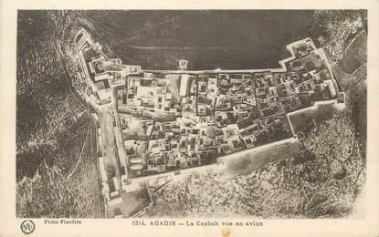 """CPA MAROC """"Agadir, la Casbah"""""""