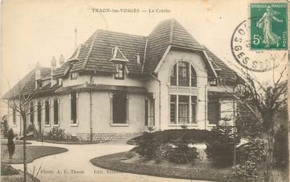 """CPA FRANCE 88 """"Thaon les Vosges, la Crèche"""""""