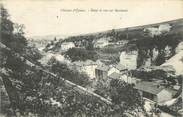 """88 Vosge CPA FRANCE 88 """"Chateau d'Epinal, point de vue sur Razimont"""""""