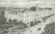 "88 Vosge CPA FRANCE 88 ""Vittel, Hotel des Sources"""