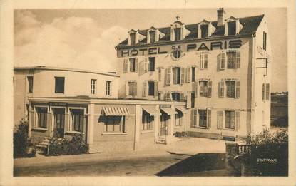 "CPA FRANCE 88 ""Vittel, Hotel de Paris"""