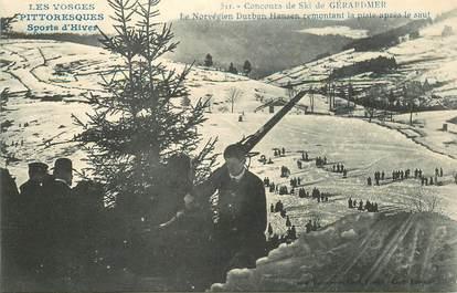 """CPA FRANCE 88 """"Gérardmer, concours de Ski"""""""